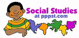 Social studies kids clipart collection