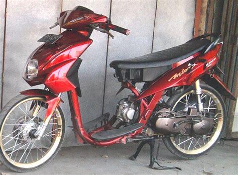 Modif Mio Soul Racing Look by Experimen Modif Racing Perdana Mio Soul Racing Look