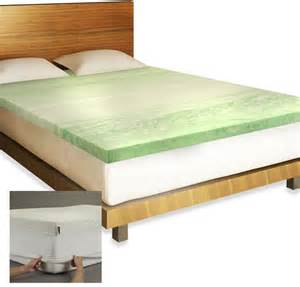 bed bath beyond biostm full body relief memory foam