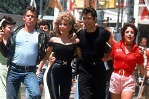 Grease Movie Cast