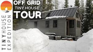 Tiny House Pläne : off grid tiny house tour fy nyth nestled in wyoming mountains youtube ~ Eleganceandgraceweddings.com Haus und Dekorationen