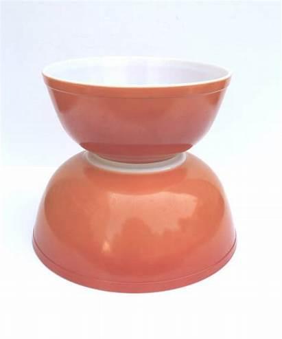 Pyrex Bowl Nesting 1970s Mixing