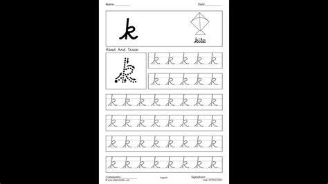 abc dot cursive handwriting worksheets youtube