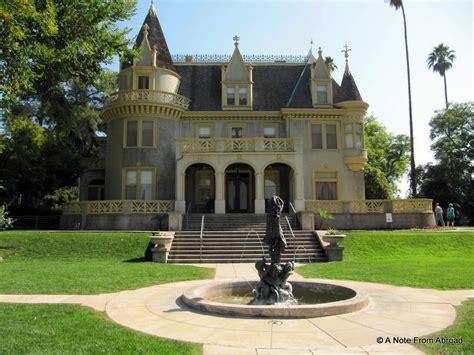 crest house and gardens redlands california