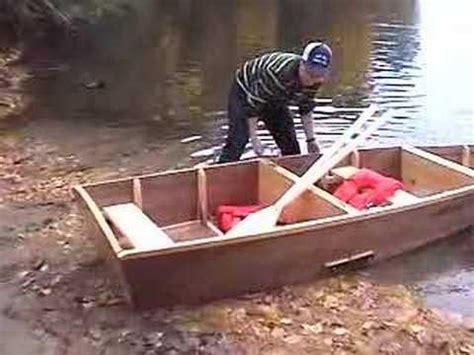 Boat Mechanic License by The Boy Mechanic Project Portable Folding Boat