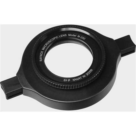 raynox dcr 250 2 5x macro lens dcr 250 b h