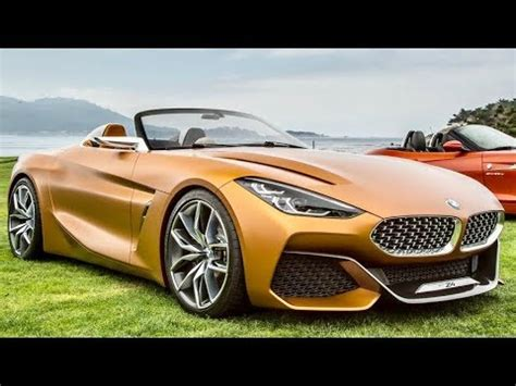 2019 Bmw Z4 Reveal Youtube