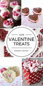 Cute Valentine's Day Treat Ideas | Valentine's Day Desserts