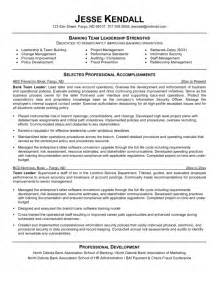 Leadership Experience On Resume Sles by The Most Amazing Leadership Exles For Resume Resume