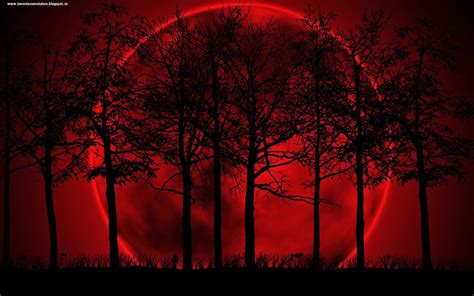 Evolution Of Inventions: BLOOD MOON TETRAD