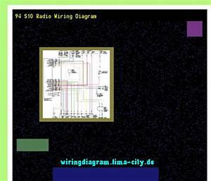 94 S10 Radio Wiring Diagram  Wiring Diagram 185938