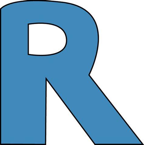 Letter R Clipart  Clipart Suggest