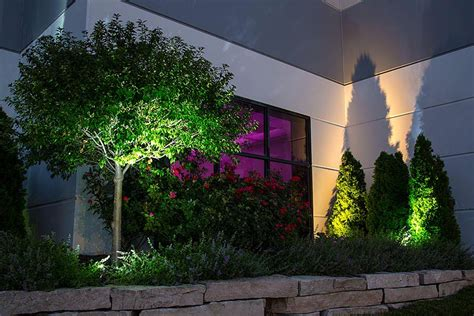 1w led landscape spotlight white 45 lumens led