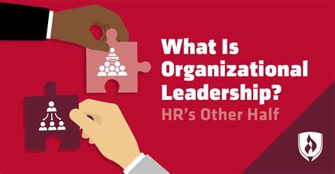 organizational leadership hrs