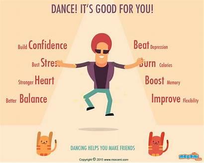 Dancing Health Benefits