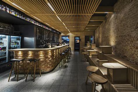 Craft Beer Bar Interior Design Project Receives An