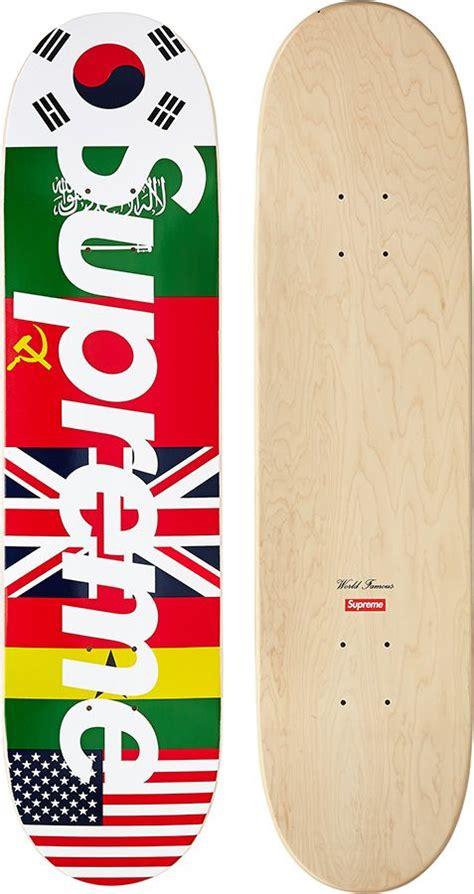 Supreme Skateboard Deck Uk by 25 Best Ideas About Supreme Skateboard Deck On