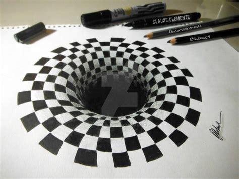 draw optical illusions templates 19 exles of optical illusion drawings free premium