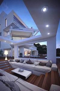 35, Luxurious, Modern, Living, Room, Design, Ideas