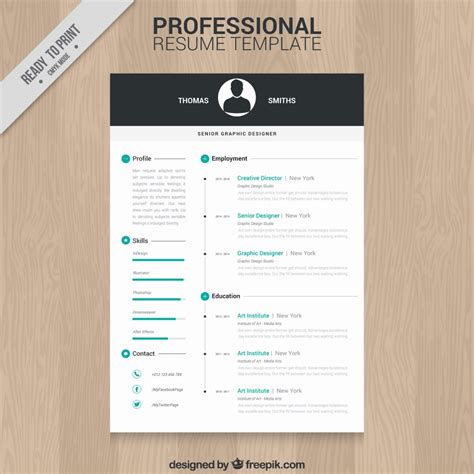 Awesome Psd Resume Templates by Resume Template Creative Professional Free Psd