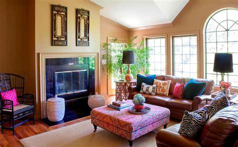 cheap corner sofa beds 10 bohemian style living room ideas