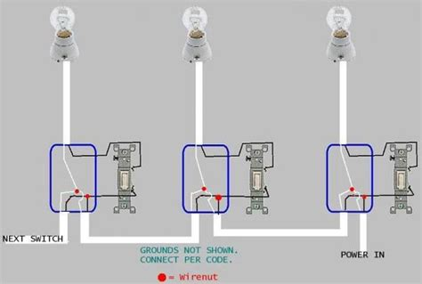 Shop Wiring Diagram For Light by Shop Lighting Wire Diagram Help Doityourself