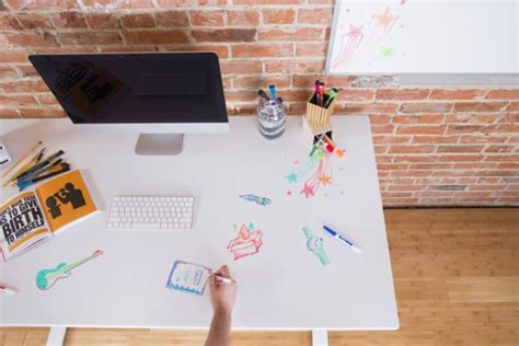 desk dry erase board whiteboard desk desk design ideas