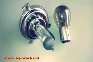 4 Penyebab Lampu Depan Motor Sering Putus