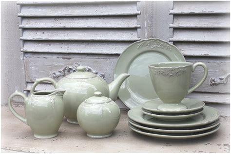 Landhaus Geschirr Keramik by Geschirrservice Landhaus Service Keramik Keramikservice