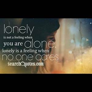 1000+ images about Stop feeling alone and alone quotes on ...