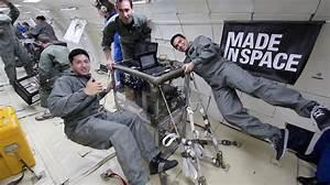 3D Printer Arrives at International Space Station • Utah ...