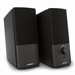 Bose Companion 2 Series Iii Multimedia Speaker System  Black  17817602853