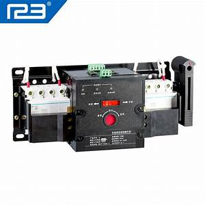 Single Phase Circuit Breaker Automatic Transfer Switch