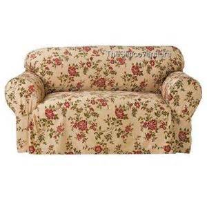 T Cushion Sofa Slipcovers Target by New Margot Floral Sofa And Loveseat Slipcover Set