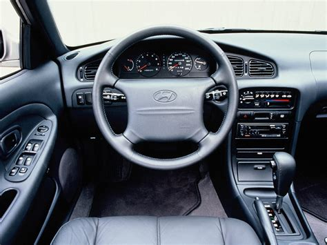 how cars run 1996 hyundai sonata electronic valve timing story third generation hyundai sonata 1993 1998 korean car blog