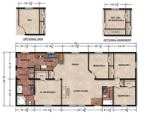 awesome modular home floor plans  prices  home plans design