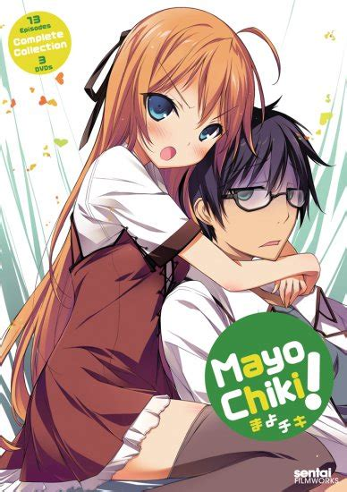 mayo chiki anime planet