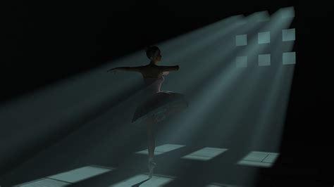 illustration ballet  dance shadows dance