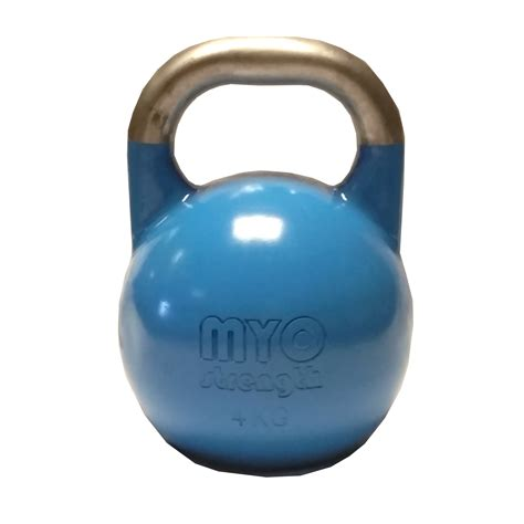 kettlebell 4kg competition weights 8kg hollow