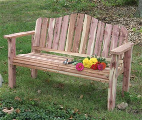 dirty dozen  diy outdoor bench ideas   build