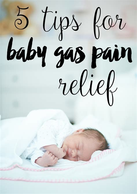5 Tips For Baby Gas Pain Relief Mamas Got It Together