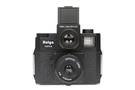 holga  twin lens reflex camera  plastic lens