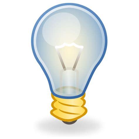 light bulb icon clipart vector clip royalty