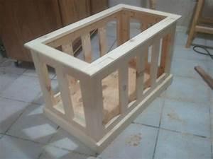 How To Build A Pocket Hole Blanket Chest Jays Custom