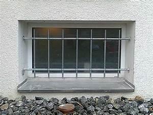 Gitter Für Kellerfenster : metallbau meier in passau fenstergitter aus edelstahl und stahl ~ Markanthonyermac.com Haus und Dekorationen