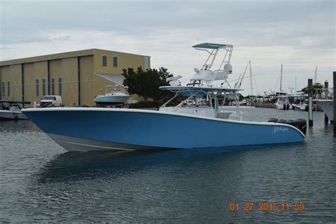 Used 36 Ft Yellowfin Boats For Sale by Check Out This 42 Yellowfin Center Console For Sale