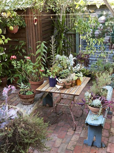 21 Bohemian Garden Ideas - I Do Myself
