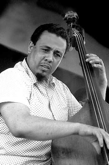 Charles Mingus, Bassist and Composer born - African