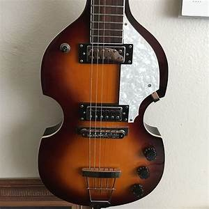 Hofner Ignition Series Violin Electric Guitar