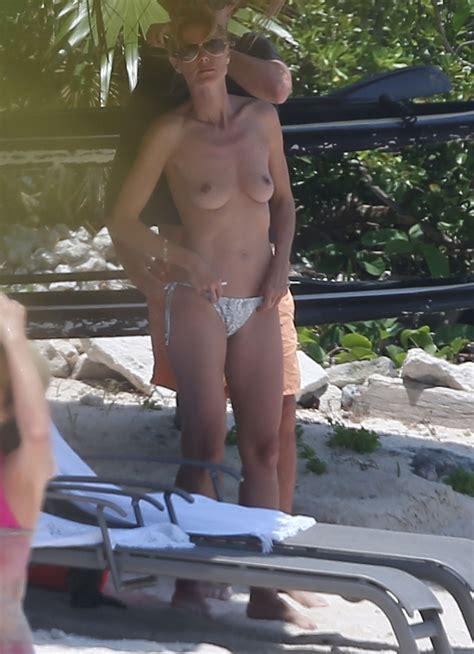 Its Heidi Klum Topless Undercover Of The Night